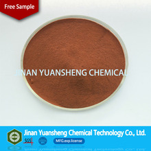 High purity chemical additive calcium lignosulfonate with pallet as coal briquette binder powder