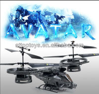 Attop 2.4g 4channel AVATAR rc helicopter