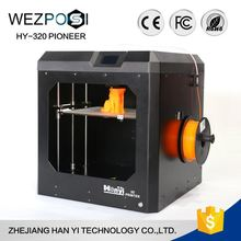 Smart design superior customer care efficient printing 3d color printer