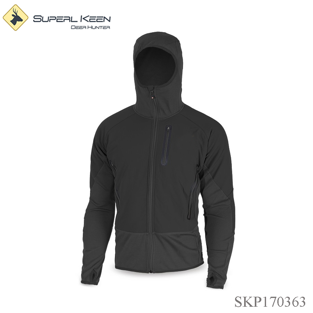 Men's Outdoor Warm Comfortable Hoodies Hunting Jacket