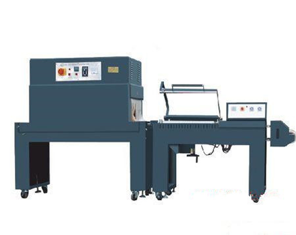 Shrink film wrapping machine L bar sealer for packing small paper box