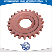 Professional machine tool HT200 Q05-02-01 gear ring forging