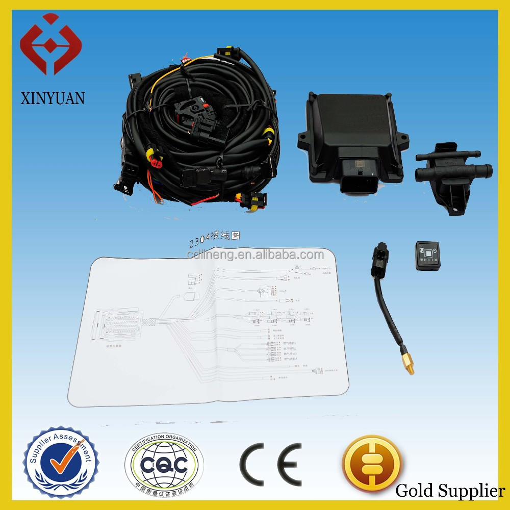 cng sequential injection system (ECU)/ ECU kit