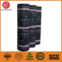 Weldable APP Waterproof Asphalt Roofing Membrane for Roof and Basement