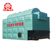 With Economizer Fire Tube Type Boiler For Power Plants