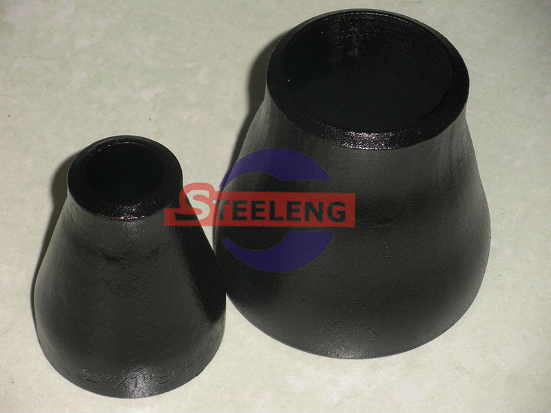 Carbon steel pipe fitting eccentric or concentric butt