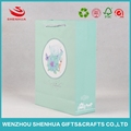 Custom design Low Cost Personalised New Design Cheap Gift Paper Bag