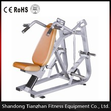 TZ-5055 upper body exercise machine/newly designed gym incline press equipment
