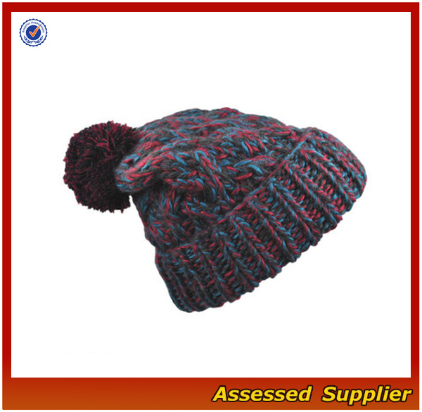 HX440 free knitting patterns for knit hat / easy knit hat