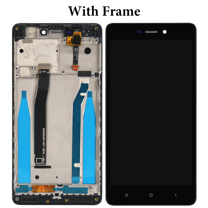 Tested One by One display Touch Screen LCD for Xiaomi Redmi 3 ,for hongmi 3 screen replacement