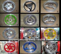 CG-125 Motorcycle rims and wheels