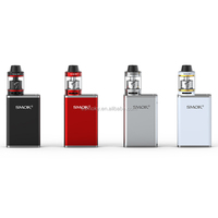 Smoktech Newest electronic cigarette advanced starter kit SMOK Micro One 150 Kit with 150W R150 TC Box Mod and Minos Tank