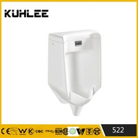 Porcelain Wall Flush Mount Urinal for men KL-522