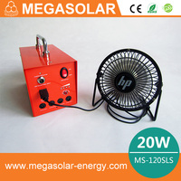 2013 new & best price solar powered with led light parts for travel use