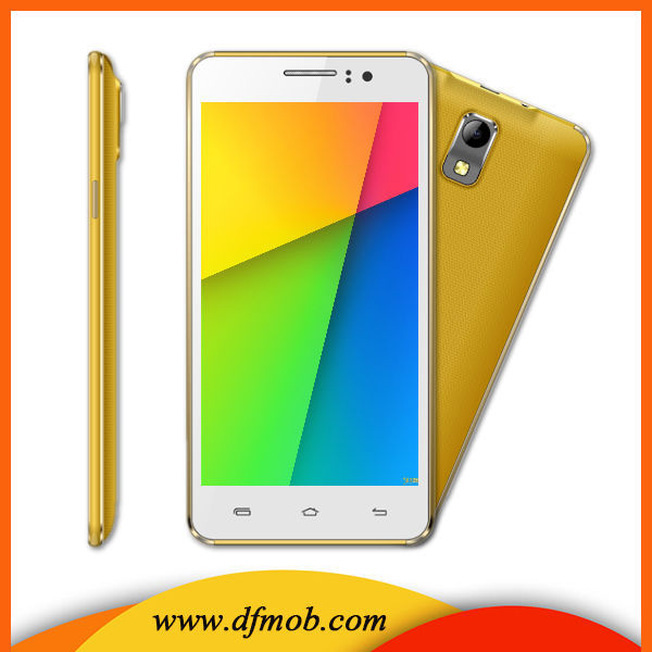 5.0 Inch QHD IPS Screen 3G/GPS Mtk6572 Dual Core Android 4.4 Smart Phon P7