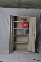 removable 2 door stainless steel documents storage cabinet