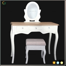Luxury factory directly console dressing table mirror price