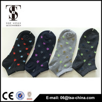 Wholesale Female Knitted polyester & cotton Free Sample Socks