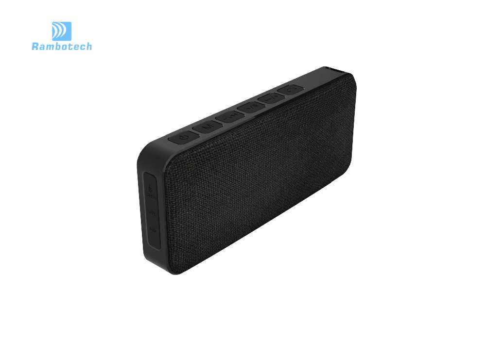 High quality waterproof outdoor wireless bluetooth speaker 2016 new product with power bank and NFC function-RS600