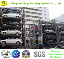 Vertical Rotary Car Parking System