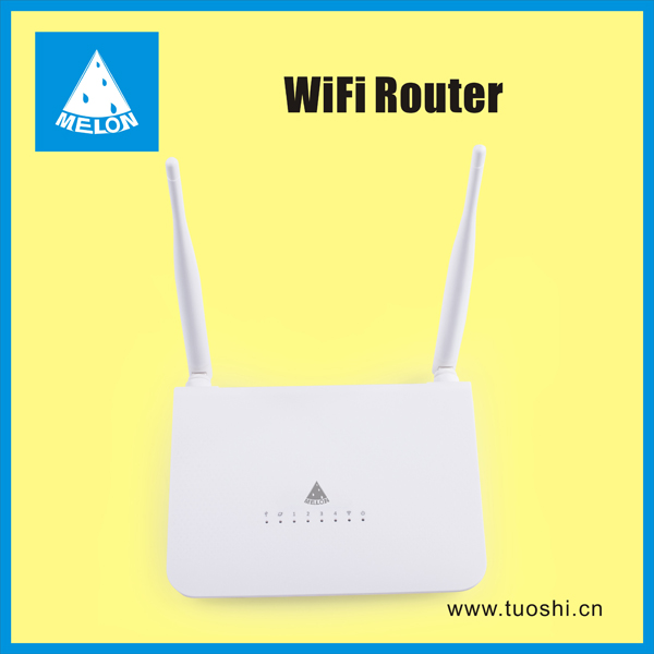 300Mbps dual omni antenna wireless router support Ralink 3070,3072,realtek 8188RU chip