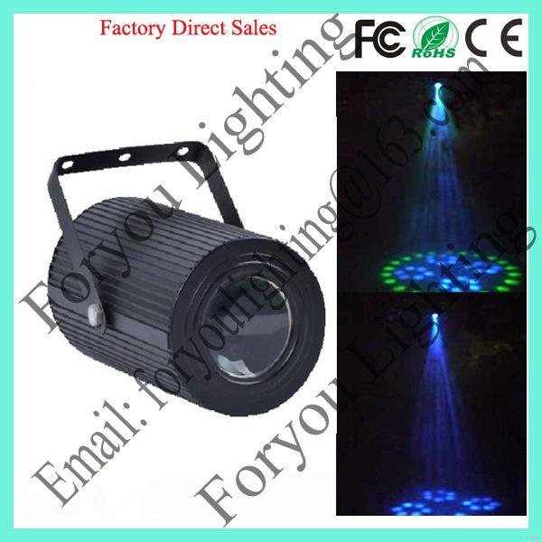 Top quality newly design 64*f5mm high mcd rgb leds disco stage led star light effects