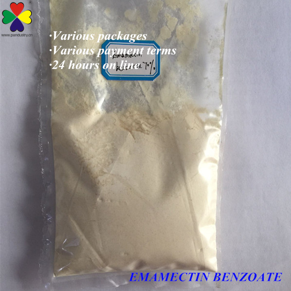 chemical for pest control emamectin benzoate 5sg bio pesticide