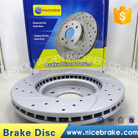 Factory direct sale brake disc price concessions and high quality OE:43512-28100