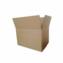 Thick Corrugated Board Paper Type Recycled Kraft Paper 5-ply Carton Box