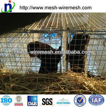 hot sale Mink Cage/breeding cage/Aquaculture Network(factory supply)