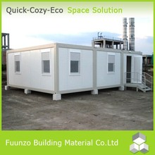 Low Cost Durable Modular Prefabricated Ship Cabin