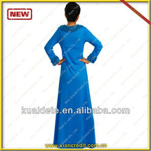 Latest kurung cotton with high quality fabric KDT-247