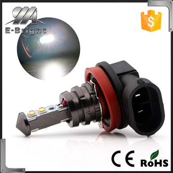 Hotsale H4/H7 20W 4xC-ree LED 720lm White Light Led Bulb Source Vehicle Daytime Running Lights for Car Fog Lights 12V 24V