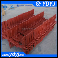 Pitch=142/160/200/250mm die forged conveyor chain