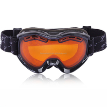 cheap TPU frame mirror coated cheap ski goggles