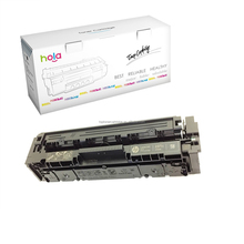 Stable quality M277dw toner cartrige for HP CF400A CF401A CF402A CF403A