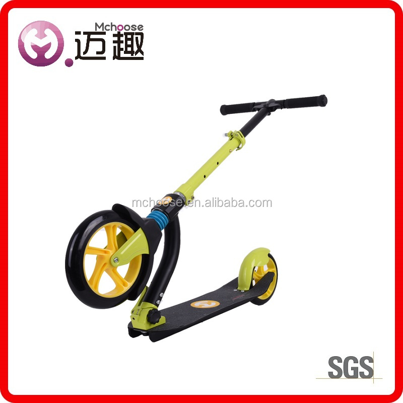 Hot sale big wheel kick scooter for adults in bangladesh