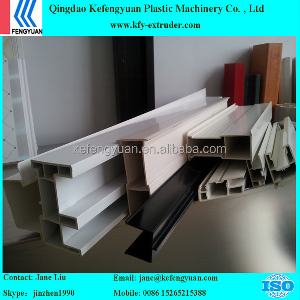 PVC Window Profile Production Line Manufacture