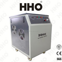 HHO3000 Car carbon cleaning car shed design