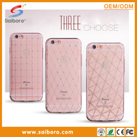 new arrival IMD technology soft tpu cases electronic planting tpu mobile phone cases