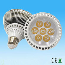 Shenzhen manufacturer E27 12v solar spot light 12w 24w par38 led light 12w