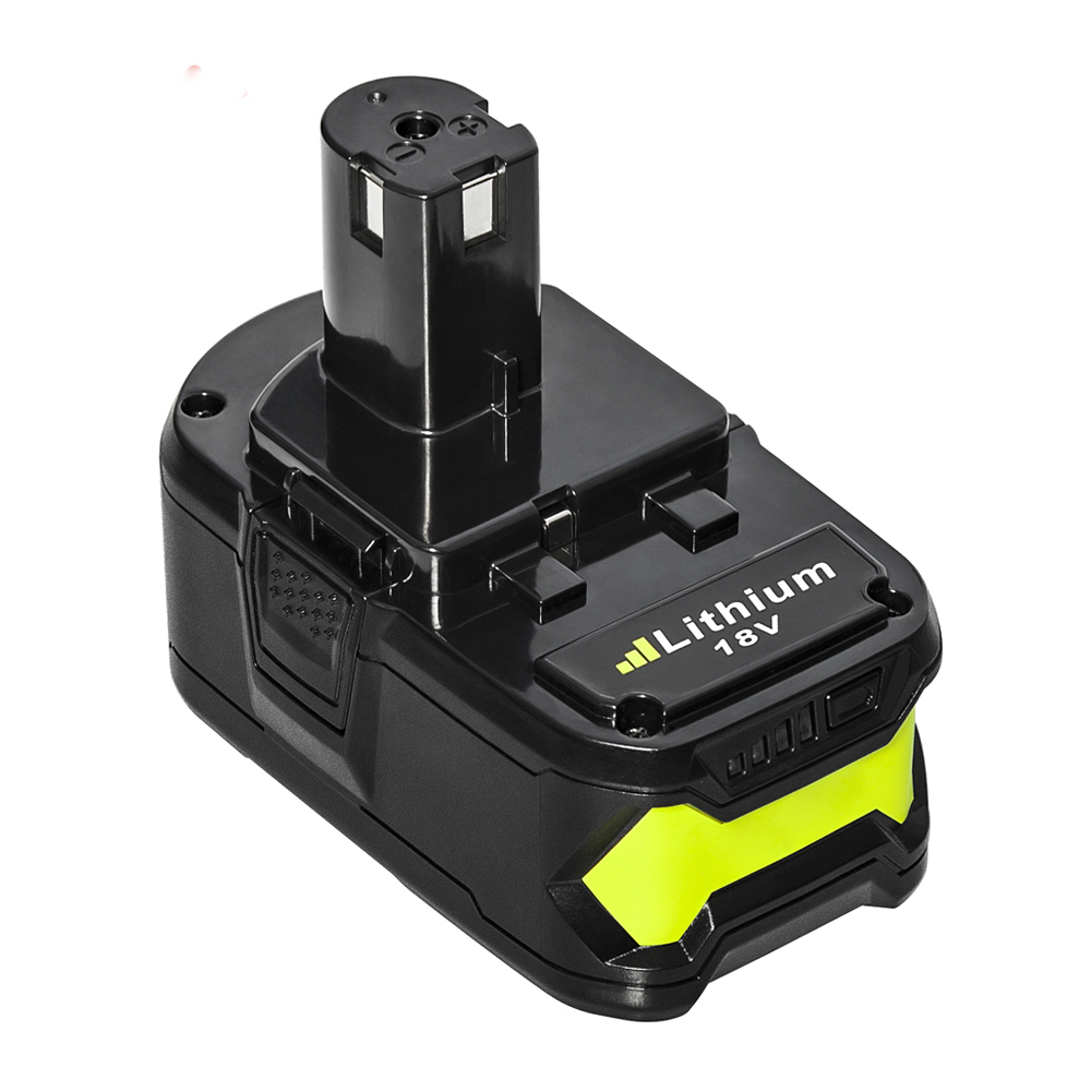 Clearance sale Cordless Ryobi 18V 5.0Ah 4.0Ah 2.0Ah lithium ion Power Tool Batteries for P104 P105 P102 <strong>P103</strong> P107 P108 battery