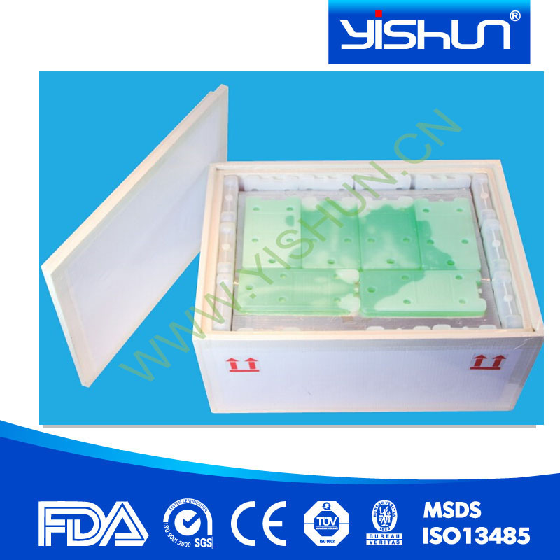 cooler box for cold chain transport,VIP box for food
