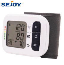 Automatic Arm Smartwatch Price Digital Wrist Blood Pressure Monitor