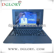 "DG-NB1004 10"" Android notebook A31 Quad core 1024*600pix 1GB/8GB multi touch screen"