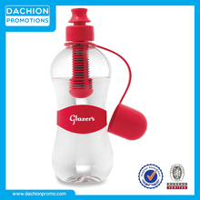 Logo printed Bobble Filtered Water Bottle with Tether Cap(18.5 Oz.)
