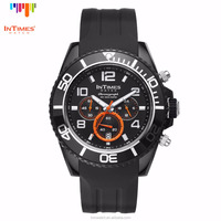 InTimes IT-SD069 Sport watch /chronograph japan movement quartz watch 100M water-resistant Retail Wholesale OEM