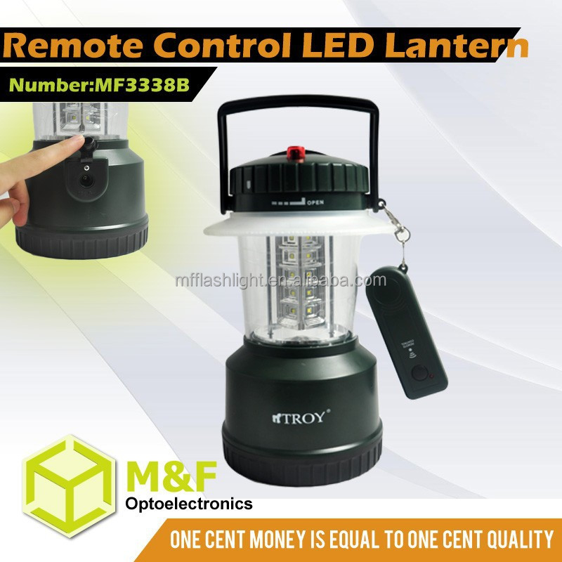 Rechargeable SMD Remote Control Light Emergency Light Lantern