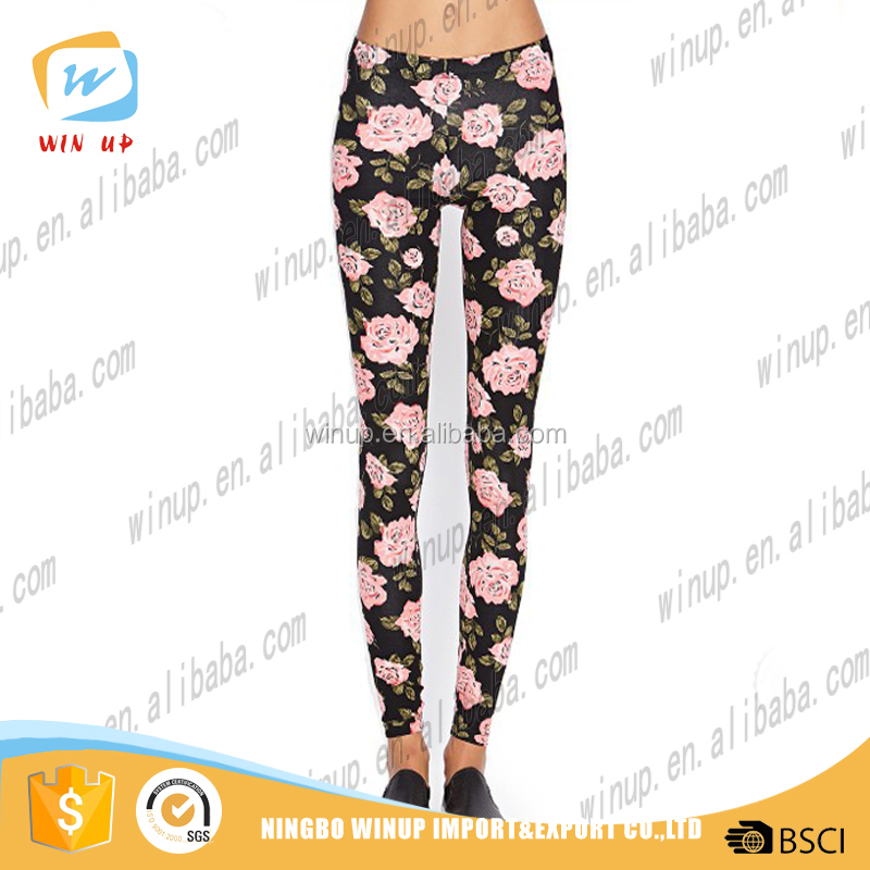 tight leggings usa sex girl milk silk print leggings the newest design for fashion ladies leggings wholesales