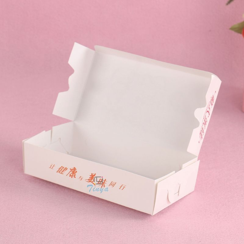 thick paper packing custom donut box